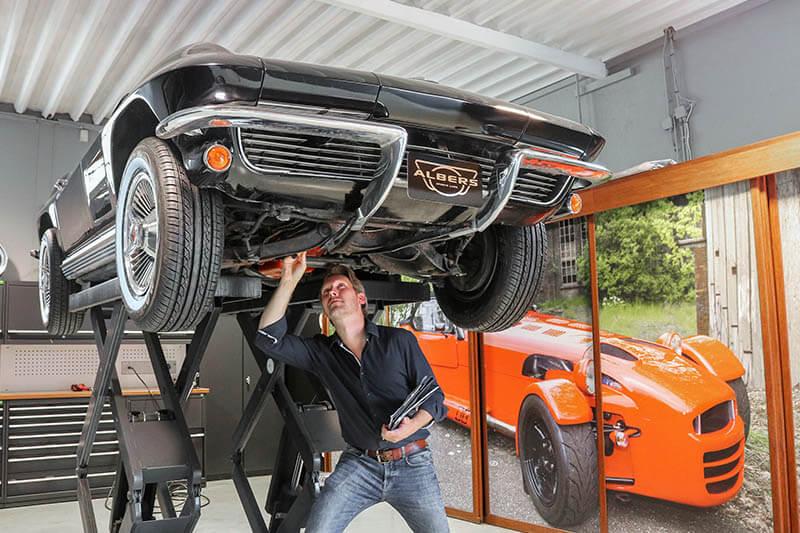 Albers Sportscars - Oldtimer Dealer Nederland