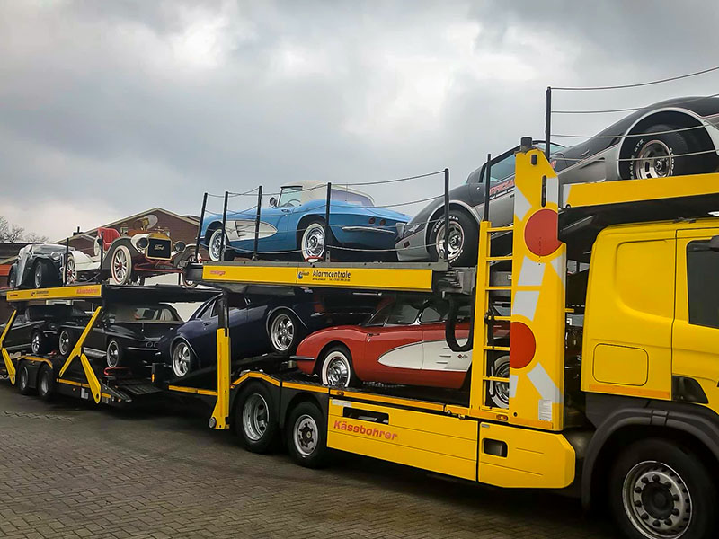 Oldtimer Import Netherlands