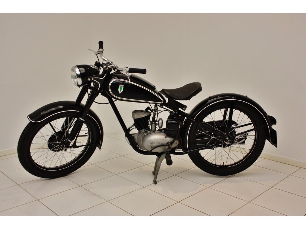 Occasion DKW   125cc 1953