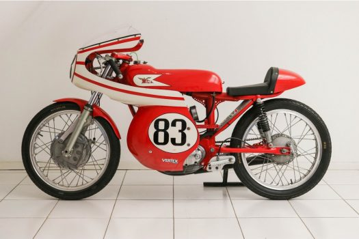 Moto Morini 125cc Racer 1964 1