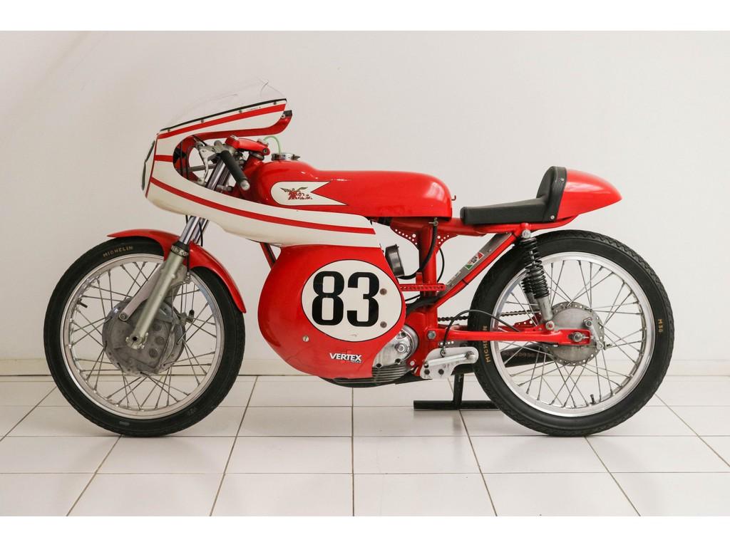 Occasion Moto Morini   125cc Racer 1964