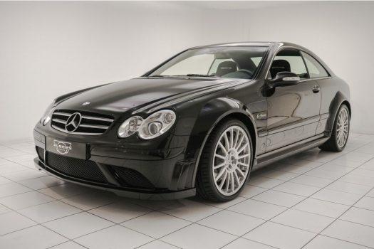 Mercedes-Benz CLK-Klasse 6
