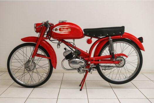 Benelli Sport 49 1958 1