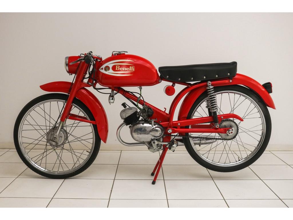 Occasion Benelli   Sport 49 1958