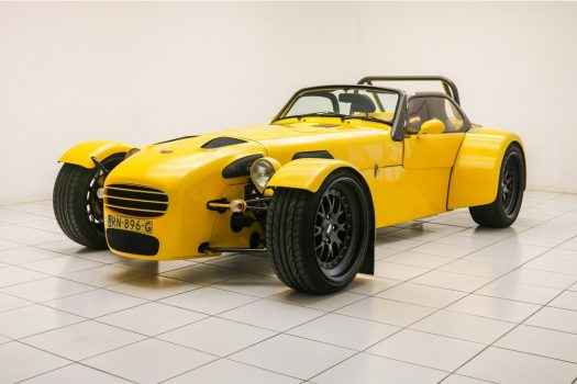 Donkervoort D8 1.8 Audi 180/R Giallo Ginestra 2000 2