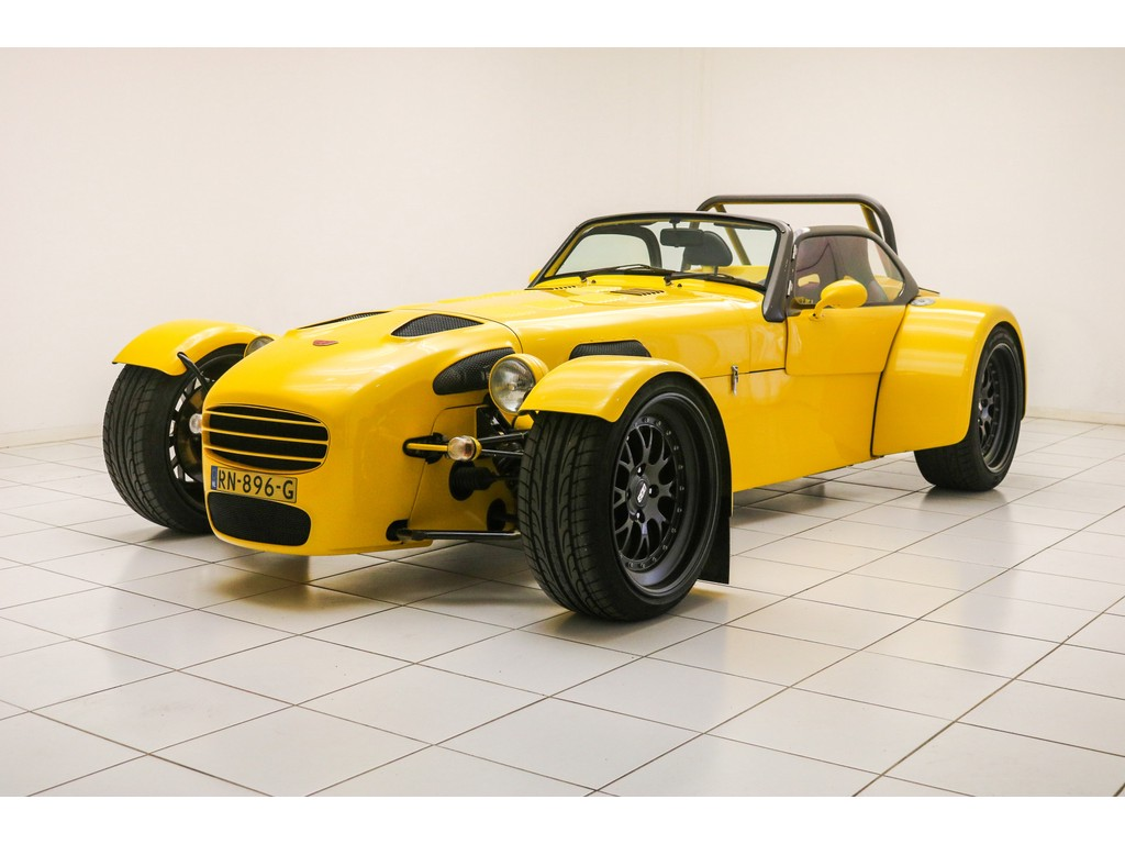 Occasion Donkervoort D8 Giallo Ginestra 1.8 Audi 180/R 2000