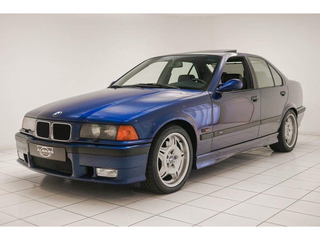 Occasion BMW 3 Serie BMW - Avusblau - Metallic M3 1995