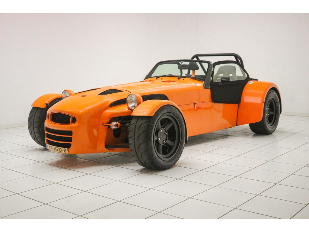 Occasion Donkervoort D8 Porsche 8C6 Orange (GT3RS) 1.8 Audi 270 Race 2009