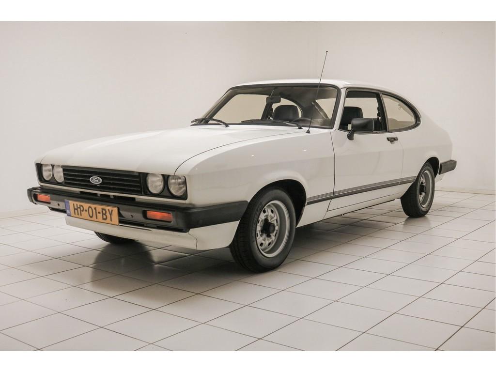 Occasion Ford Capri Diamond White 1600 L 1982