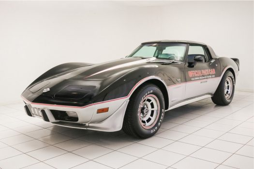 Chevrolet Corvette C3 Pace Car Edition L82 Black / Silver 1978 28