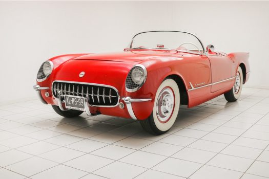 Chevrolet Corvette C1 Roadster Sportsman Red 1954 5