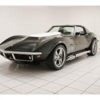 Chevrolet Corvette C3 Stingray Coupe Black Pearl 1969 1