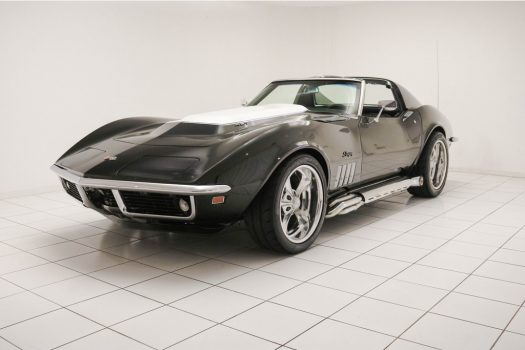 Chevrolet Corvette C3 Stingray Coupe Black Pearl 1969 8