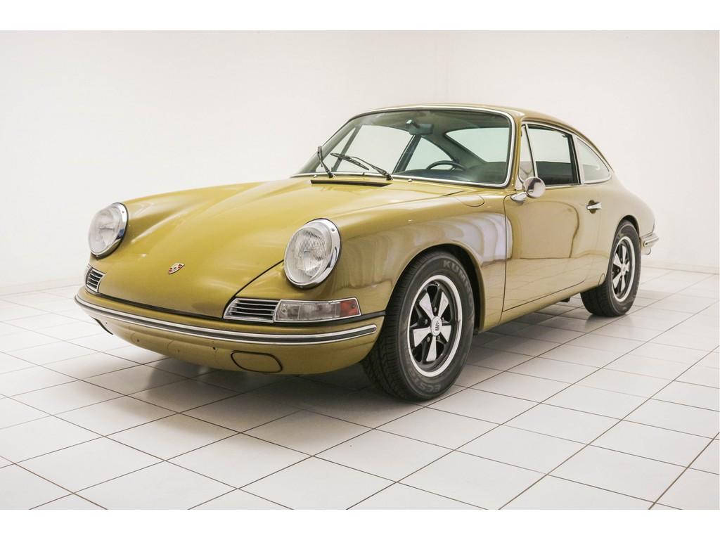Occasion Porsche 911 Earth Olive 2.0 T Coupé 1967