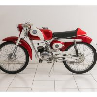 Benelli  Sprintmaster 49  1964 1