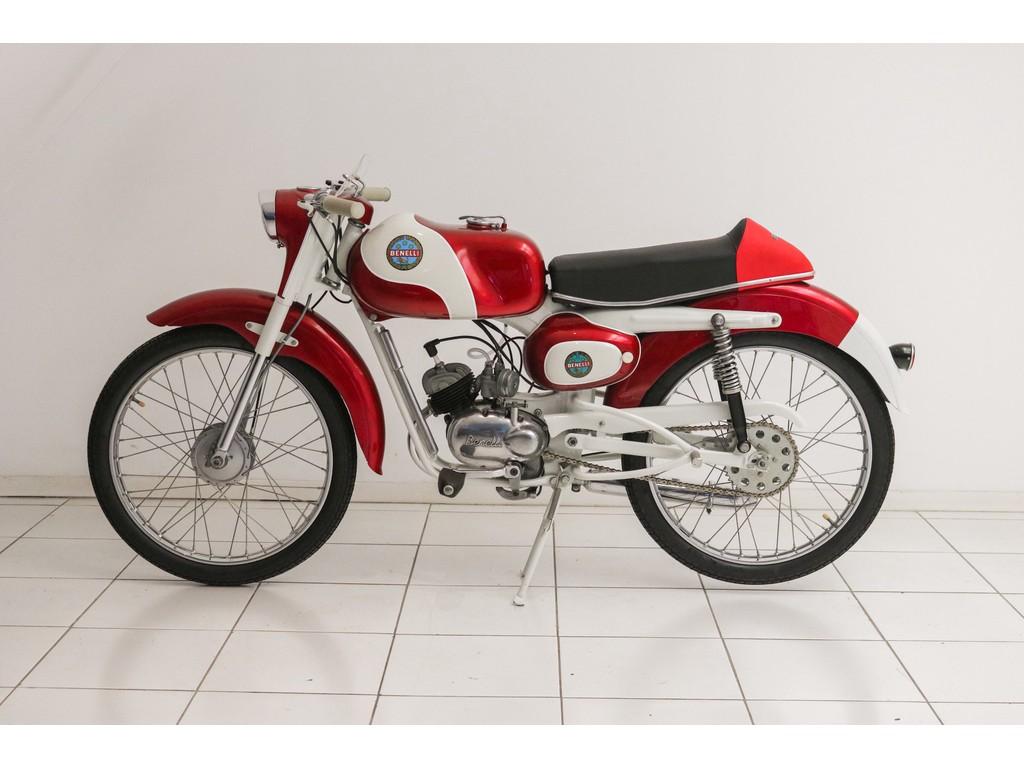 Occasion Benelli   Sprintmaster 49 1964