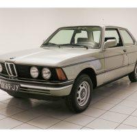 BMW 3 Serie 318i E21 Opal Grünn Metallic 1982 1