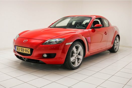 Mazda RX-8 1.3 Renesis Velocity Red 2007 7