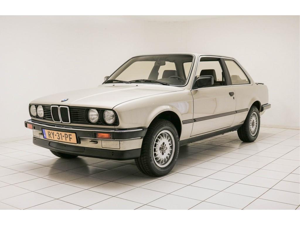 Occasion BMW 3 Serie BMW-bronzitbeige-metallic 320i 1987
