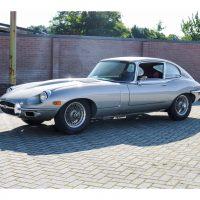 Jaguar E-Type 1969 1