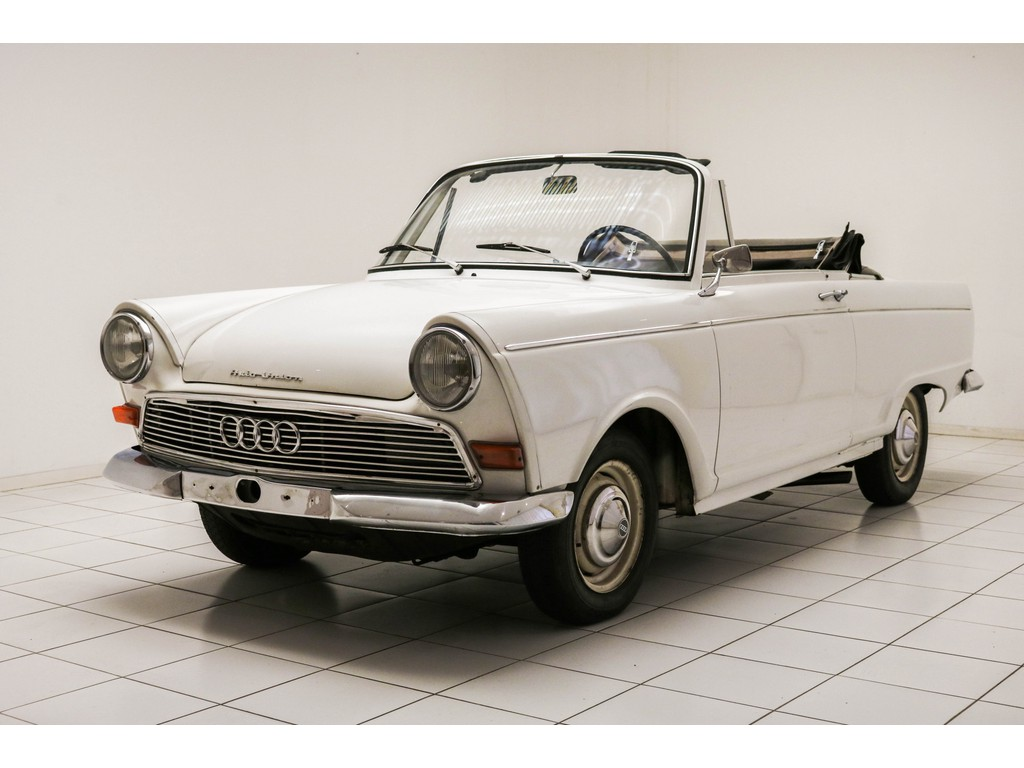 Occasion DKW Auto Union Wit F12 Cabriolet 1964