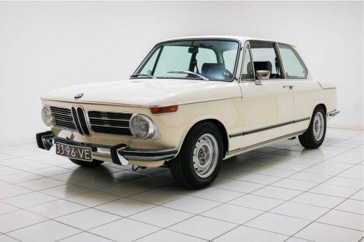 BMW 02-SERIE 1973 3
