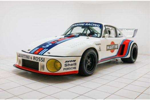 Porsche 911 935 Martini Racing Martini Racing Weiss 1974 1