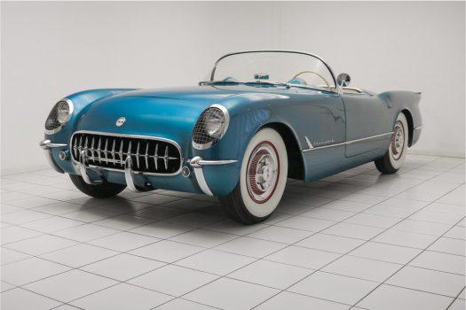 Chevrolet Corvette 1954 19