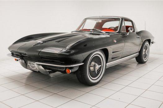 Chevrolet Corvette 1964 27
