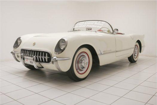 Chevrolet Corvette 1954 48