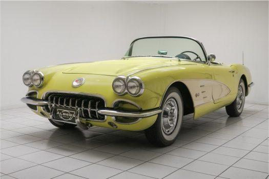 Chevrolet Corvette 1958 2