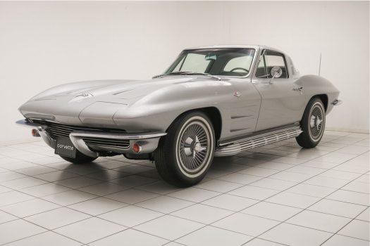 Chevrolet Corvette 1964 52