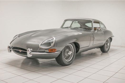 Jaguar E-Type 1963 71