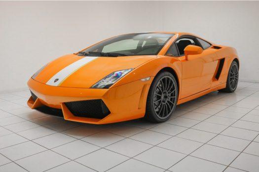 Lamborghini Gallardo 2010 3