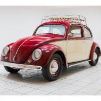 Volkswagen Kever 1500 Oval  1956 1
