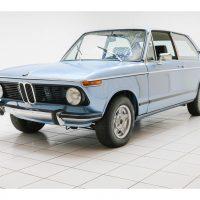 BMW 02-SERIE 2002 Touring Fjord Blau 1974 1