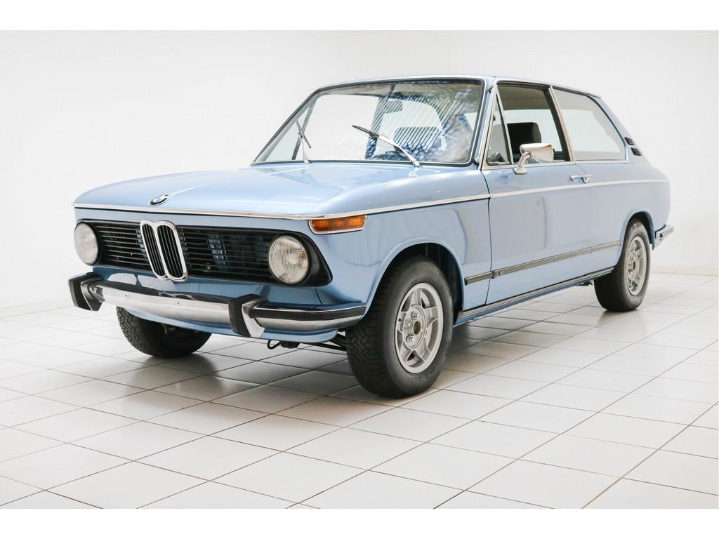Occasion BMW 02-SERIE Fjord Blau 2002 Touring 1974