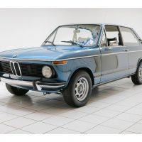 BMW 02-SERIE 2002 Tii Touring BMW - Baikal - Metallic 1974 1