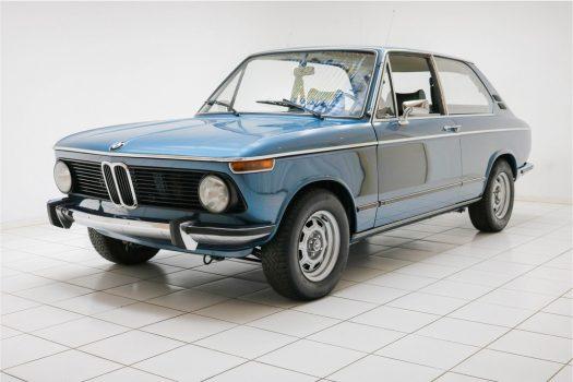BMW 02-SERIE 2002 Tii Touring BMW - Baikal - Metallic 1974 72