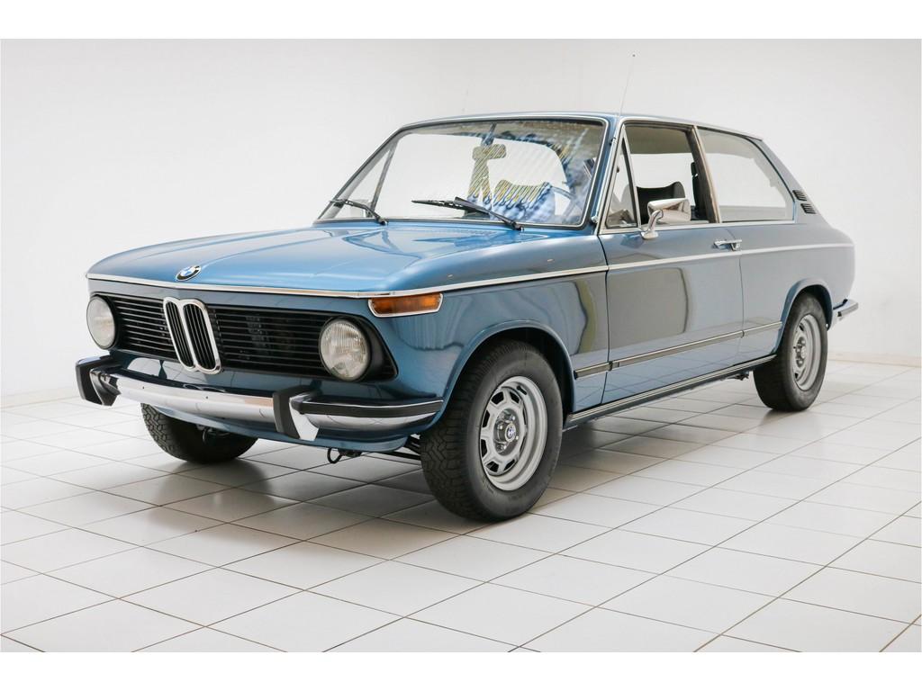 Occasion BMW 02-SERIE BMW - Baikal - Metallic 2002 Tii Touring 1974