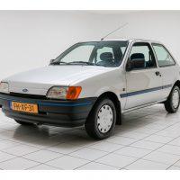 Ford Fiesta 1.1 Flash C Inj. kat. Zilver 1992 1