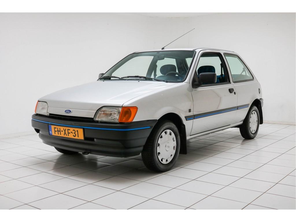 Occasion Ford Fiesta Zilver 1.1 Flash C Inj. kat. 1992
