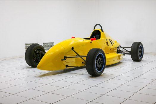Ford Formule Ford Zetec 1.8 Geel 1997 29