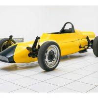 Volkswagen Formule Vee Autodynamics Yellow 1965 1