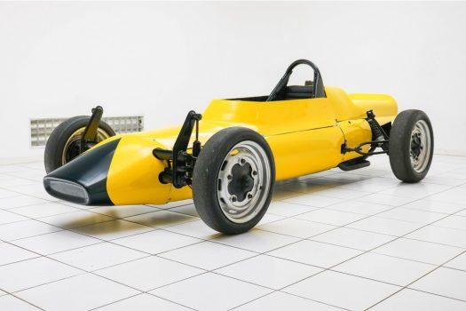 Volkswagen Formule Vee Autodynamics Yellow 1965 8