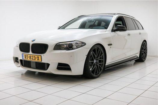 BMW 5 Serie Touring M550xd Alpinweiss 3 (300) 2016 59