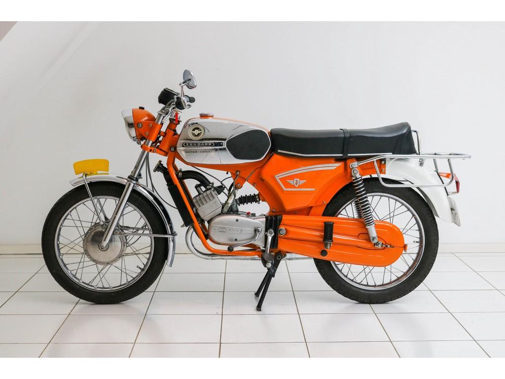 Occasion Zündapp  Speed Orange 517-35 Water cooled 1973