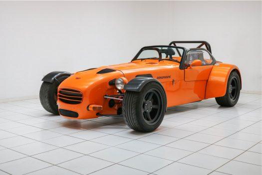 Donkervoort D8 1.8 Audi 180/R Ford Electric Orange Metallic 1999 70
