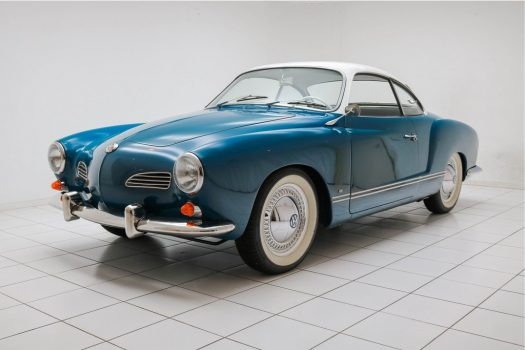 Volkswagen Karmann Ghia Judson Supercharged See Blau 1965 2