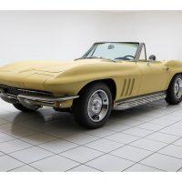 Chevrolet Corvette C2 Sting Ray Convertible Glen Green 1965 1